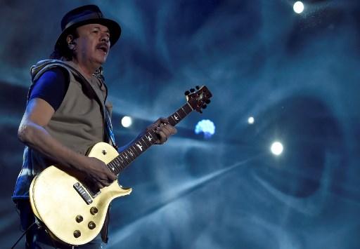 Santana-koncert
