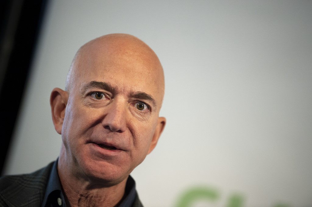 Világ leggazdagabb embere - Jeff Bezos