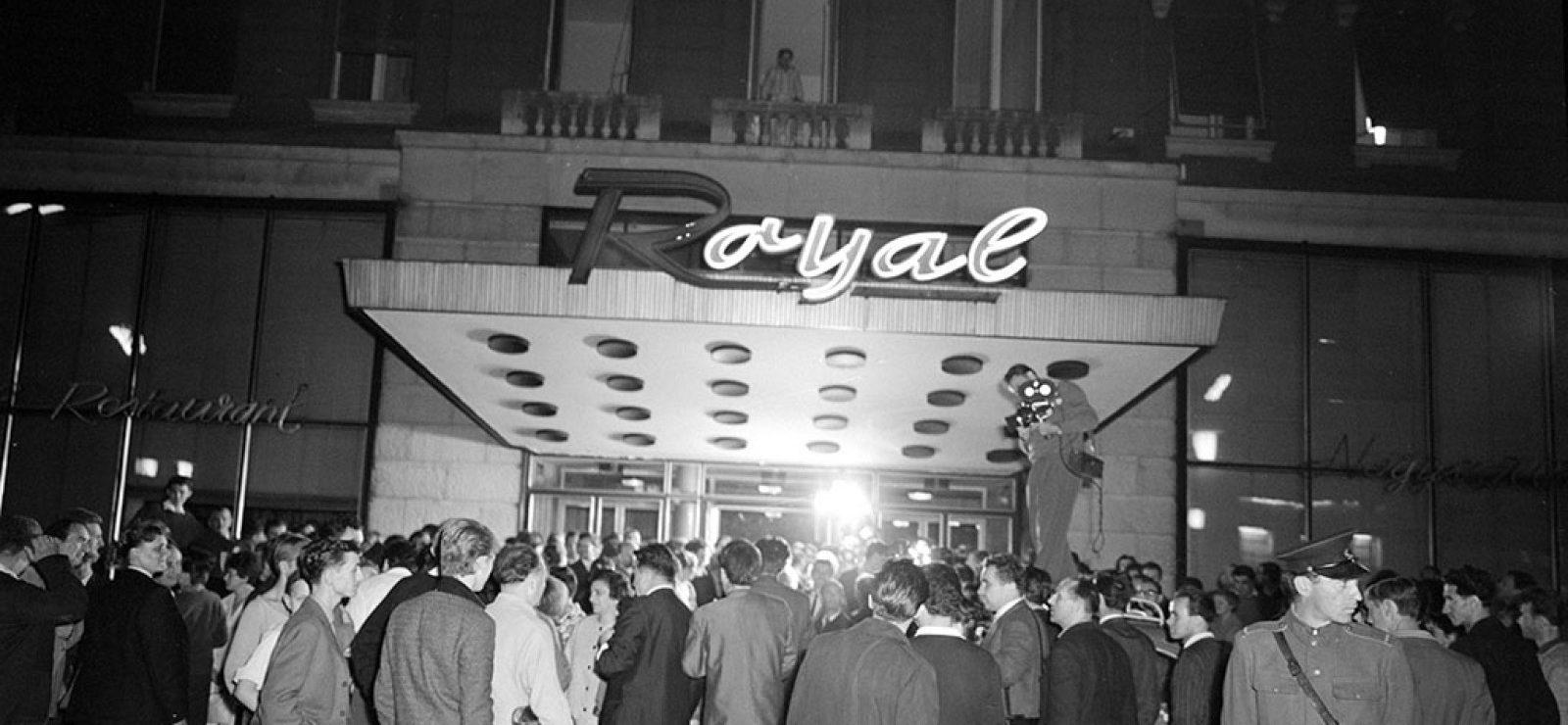 Ilyen volt a karantén Magyarországon, amikor 1963-ban vesztegzár alá került a Royal Szálló