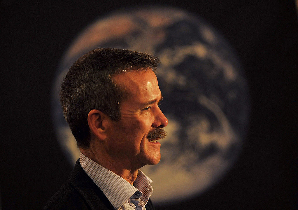 Right-To-Die Challenge Astronaut Chris Hadfield Visits The Science Museum The Supreme Court