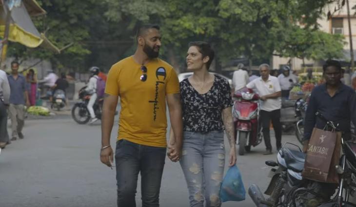 fehér nő randi egy ázsiai ember