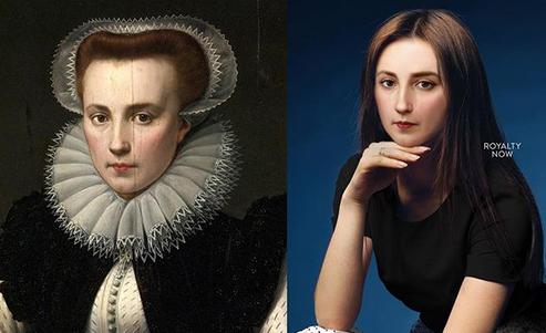Ilyen dögös nő volna ma Nefertiti, Báthory Erzsébet és Marie Antoinette