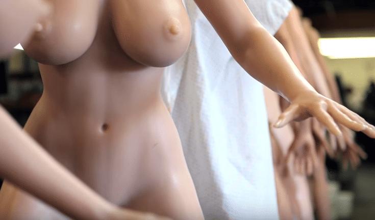 Realdoll szex videók