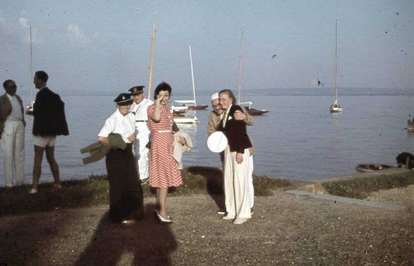 Ritkán látott képek a Balatonról – van ami semmit sem változik az évtizedek alatt