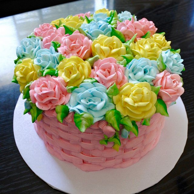 basketcake