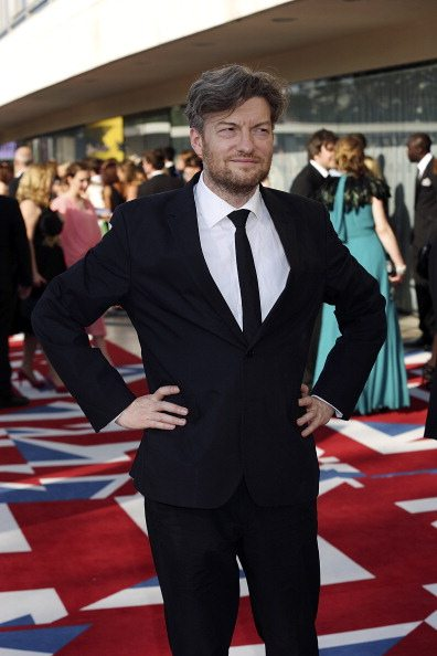LONDON, ENGLAND - MAY 27: Charlie Brooker attends The 2012 Arqiva British Academy Television Awards at the Royal Festival Hall on May 27, 2012 in London, England. (Photo by Tim Whitby/Getty Images)