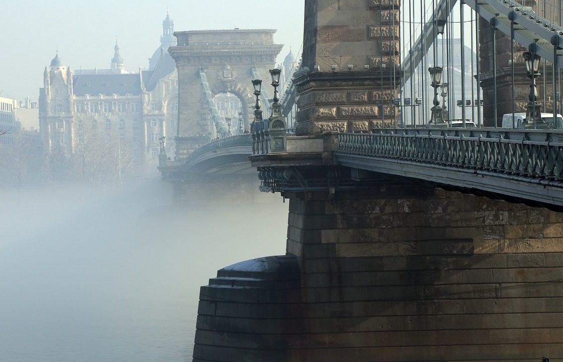 Szmogriadó Budapesten