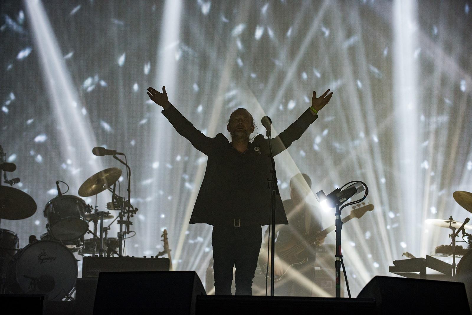 Radiohead koncertvideó