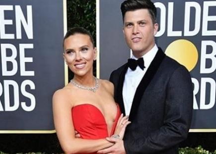 Scarlett Johansson a legnagyobb titokban megházasodott