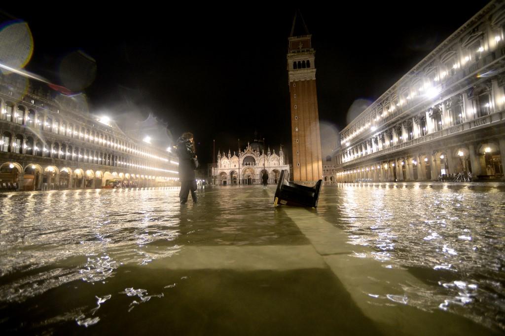 Velencei árvíz